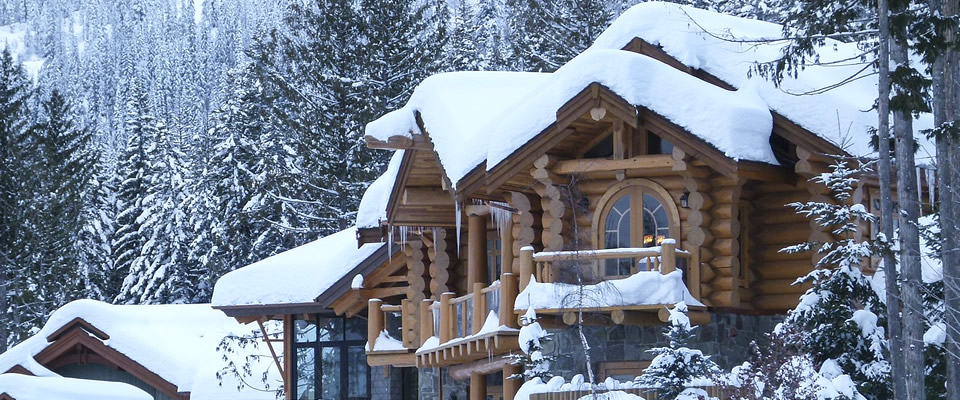 casa vacanze per apodanno sulla neve