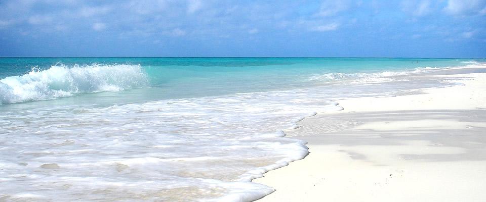 mare e spiaggia cuba