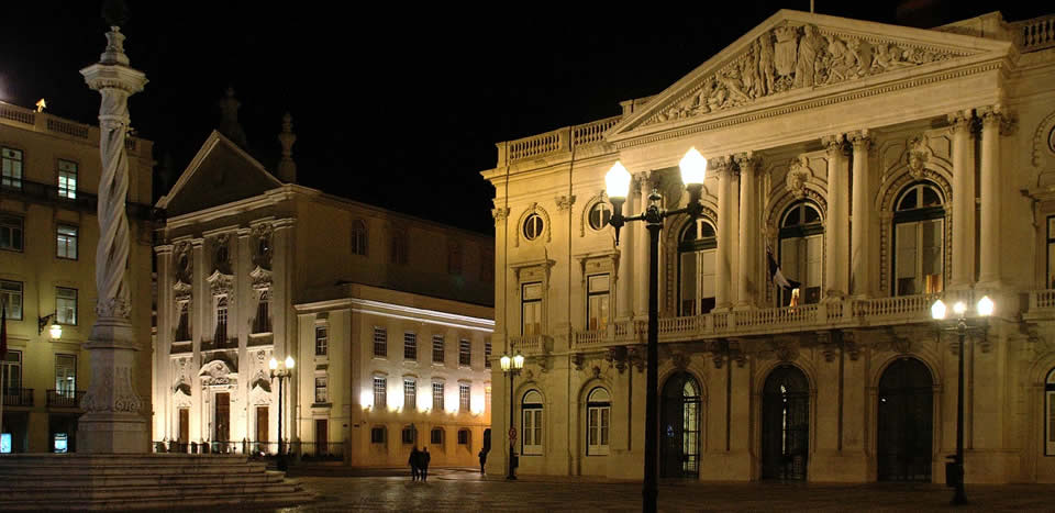 palazzo Lisbona