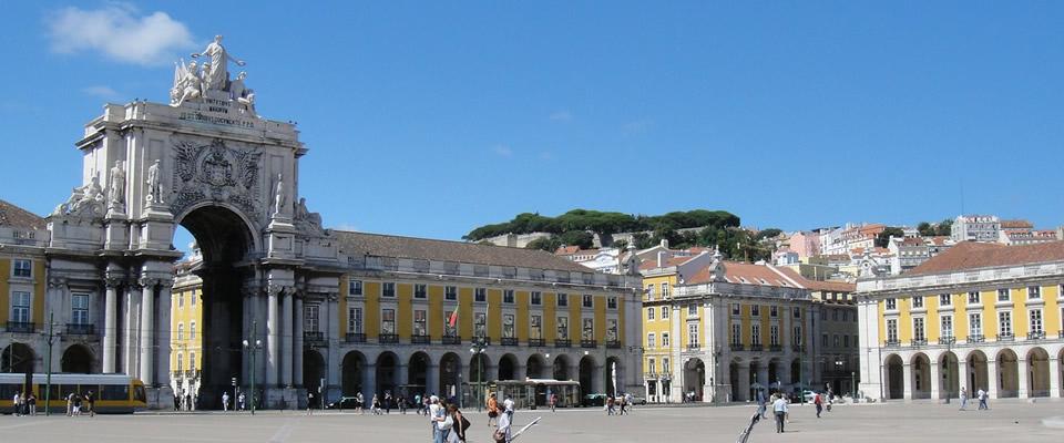 piazza Lisbona